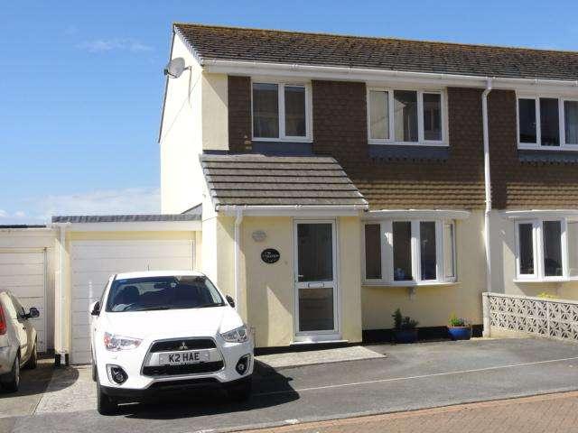 3 Bedrooms Semi Detached House for sale in Vincents Road, Kingsbridge TQ7