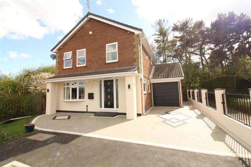 4 Bedrooms Detached House for sale in West Meadows, Newcastle Upon Tyne