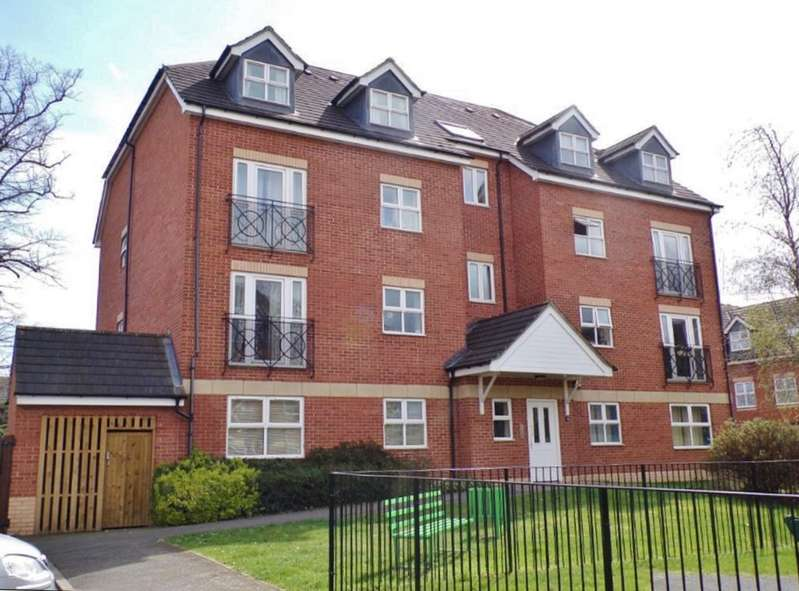 2 Bedrooms Apartment Flat for sale in Palgrave Road, Bedford MK42