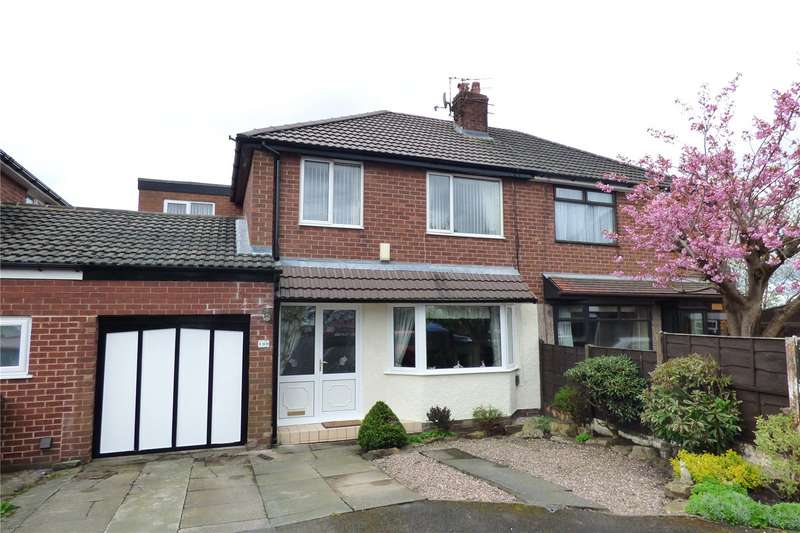 4 Bedrooms Semi Detached House for sale in Downshaw Road, Ashton-under-Lyne, Greater Manchester, OL7