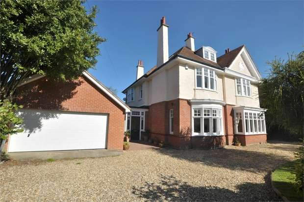 7 Bedrooms Detached House for sale in East Common, Bournemouth, Dorset