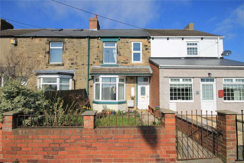 3 Bedrooms Terraced House for sale in Poplar Grove, Dipton, Stanley, DH9