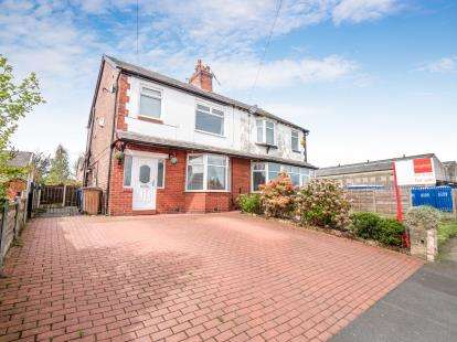 3 Bedrooms Semi Detached House for sale in Fletcher Avenue, Clifton, Manchester, Greater Manchester
