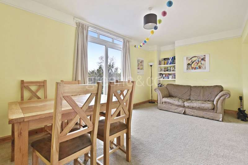3 Bedrooms Flat for sale in Dobson Close, London, NW6