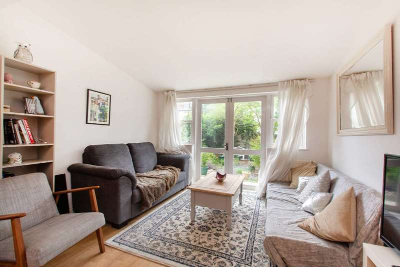 2 Bedrooms Flat for sale in Streatham Vale, Streatham Common, SW16