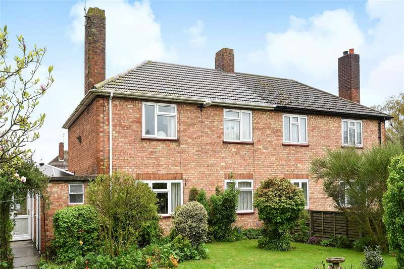 3 Bedrooms Semi Detached House for sale in Sheppersons Avenue, Gosberton Risegate, PE11
