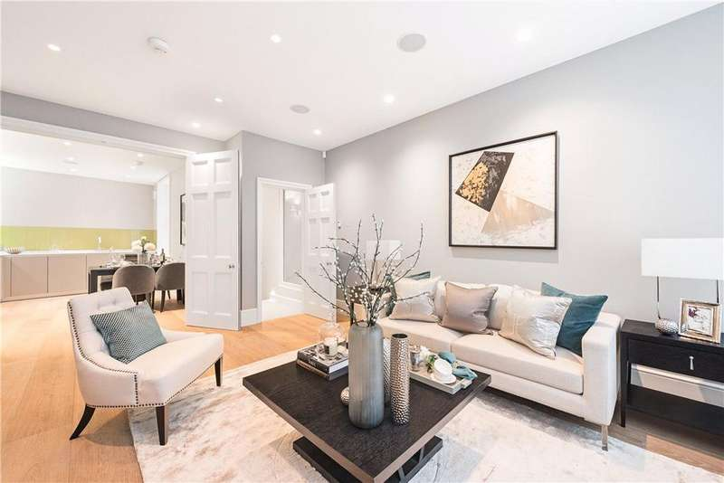 6 Bedrooms Terraced House for sale in Cleveland Street, Fitzrovia, London, W1T