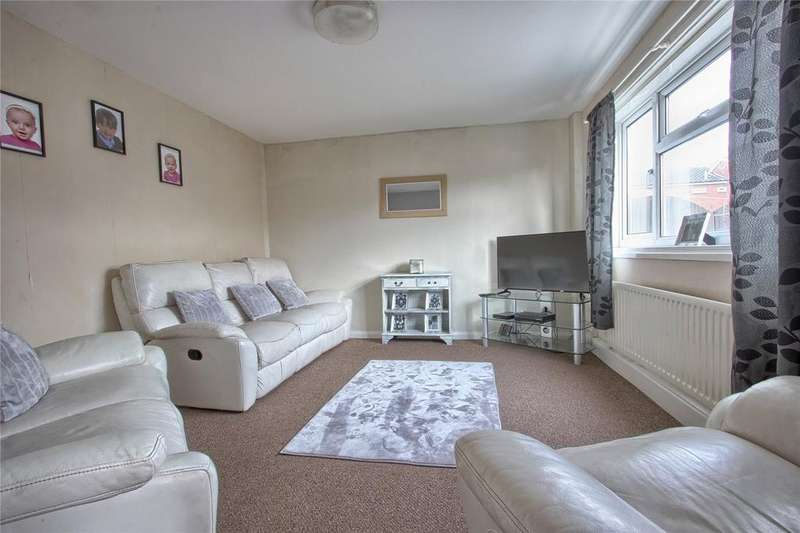 3 Bedrooms Terraced House for sale in Micklow Close, Redcar