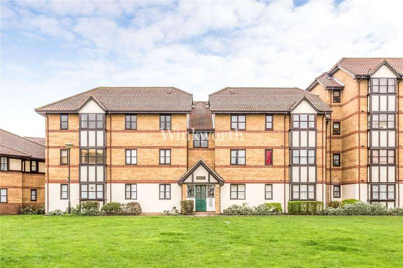 2 Bedrooms Flat for sale in Somerset Hall, Creighton Road, London, N17