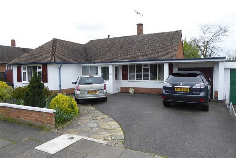 3 Bedrooms Detached Bungalow for sale in Swinstead Road, Evington