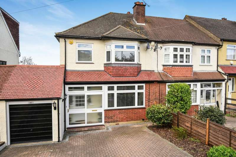 3 Bedrooms End Of Terrace House for sale in Woodyates Road Lee SE12