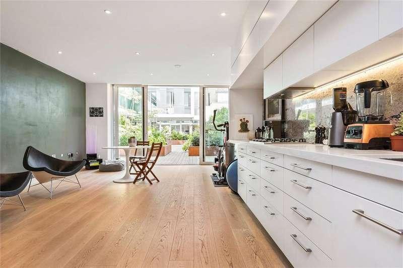 1 Bedroom Flat for sale in Barnsbury Square, Islington, London, N1