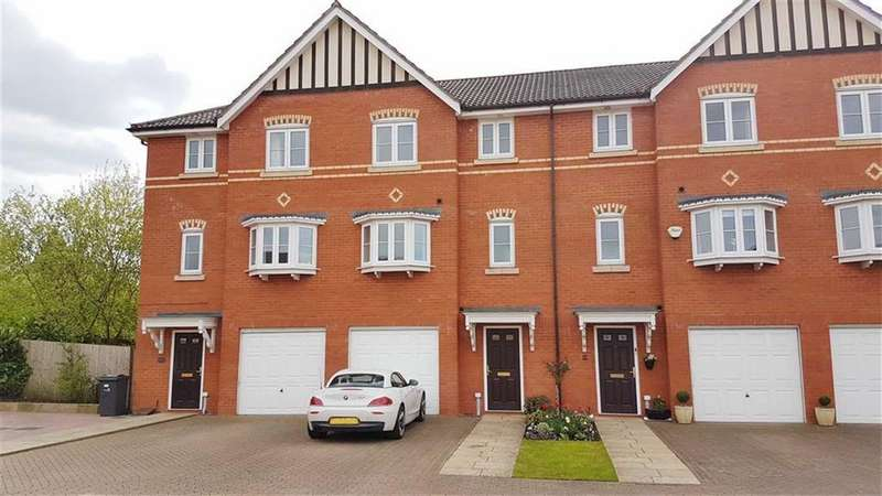 4 Bedrooms Town House for sale in Alveston Drive, The Villas, Wilmslow