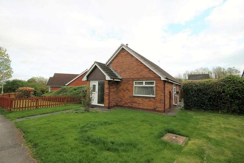 2 Bedrooms Detached Bungalow for sale in Kinloss Walk, Thornaby, Stockton-On-Tees