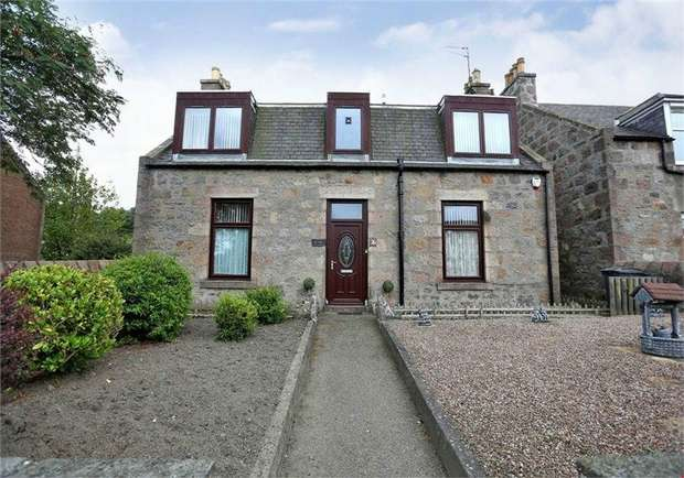 2 Bedrooms Flat for sale in Inverurie Road, Bucksburn, Aberdeen