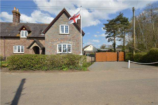 4 Bedrooms Semi Detached House for sale in Cowslip Cottage, Cowship Lane, Cromhall, WOTTON-UNDER-EDGE, Gloucestershire, GL12 8AY