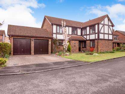 5 Bedrooms Detached House for sale in Locks Heath, Southampton, Hampshire