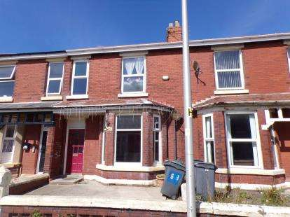 5 Bedrooms Terraced House for sale in Warley Road, Blackpool, Lancashire, FY1