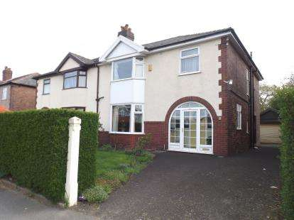 4 Bedrooms Semi Detached House for sale in Brandlesholme Road, Bury, Greater Manchester, BL8
