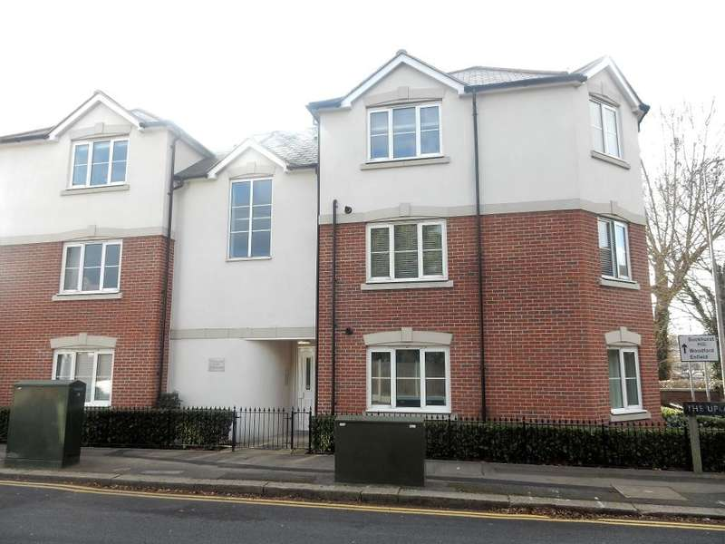 2 Bedrooms Flat for sale in The Uplands, Loughton, Essex, IG10 1DS