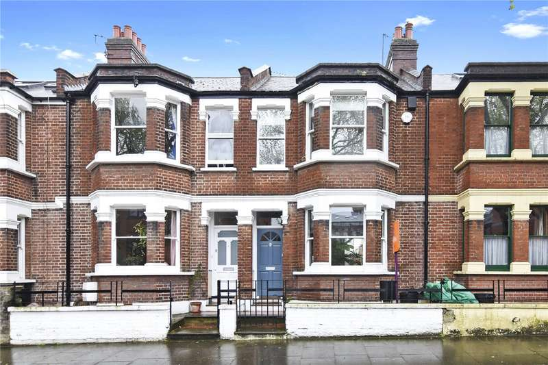 2 Bedrooms House for sale in Wrexham Road, Bow, London, E3