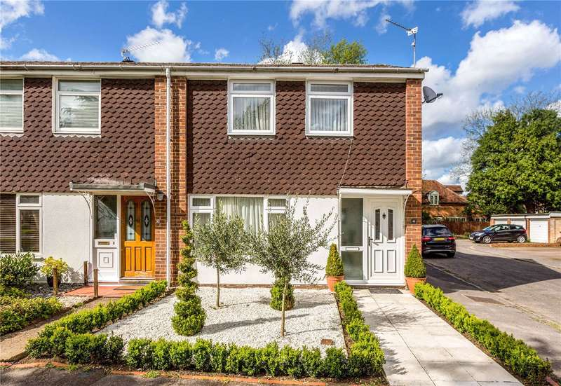 3 Bedrooms Mews House for sale in Ray Mead Court, Boulters Lane, Maidenhead, Berkshire, SL6