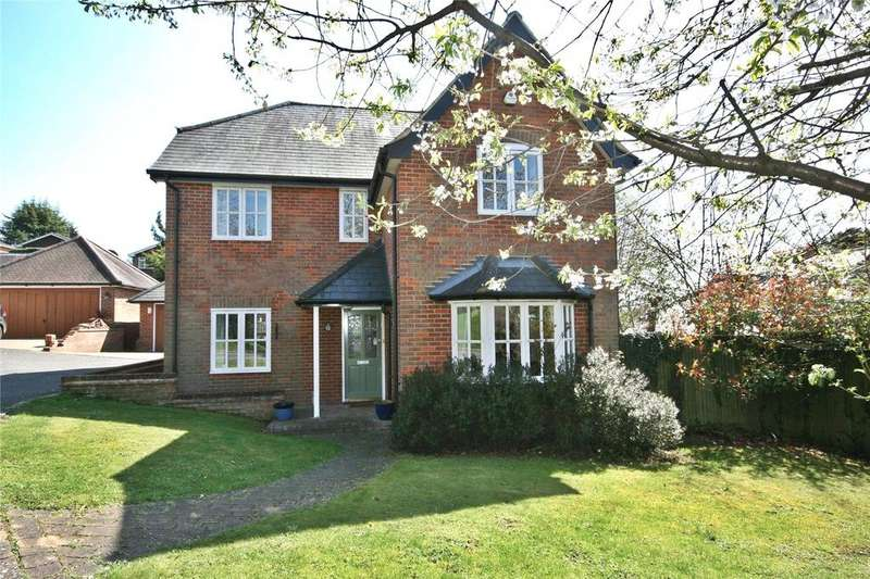4 Bedrooms Detached House for sale in Cooks Close, Chalfont St Peter, Buckinghamshire