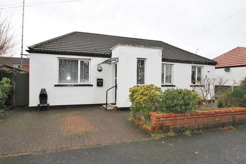 4 Bedrooms Detached Bungalow for sale in Algernon Street, Monton, Manchester