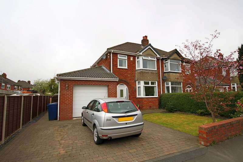 3 Bedrooms Semi Detached House for sale in Highland Avenue, Penwortham
