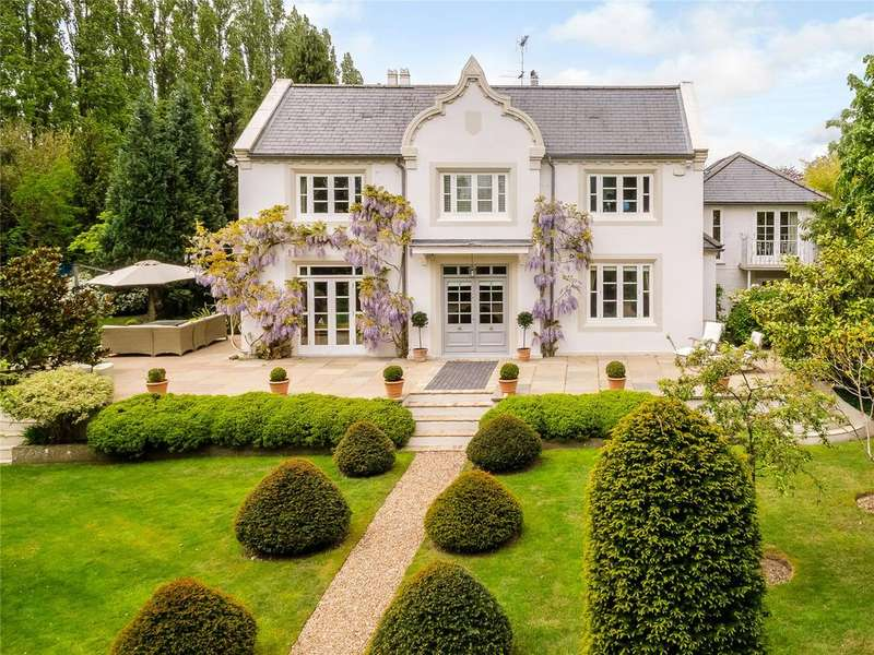 6 Bedrooms Detached House for sale in The Green, Englefield Green, Surrey