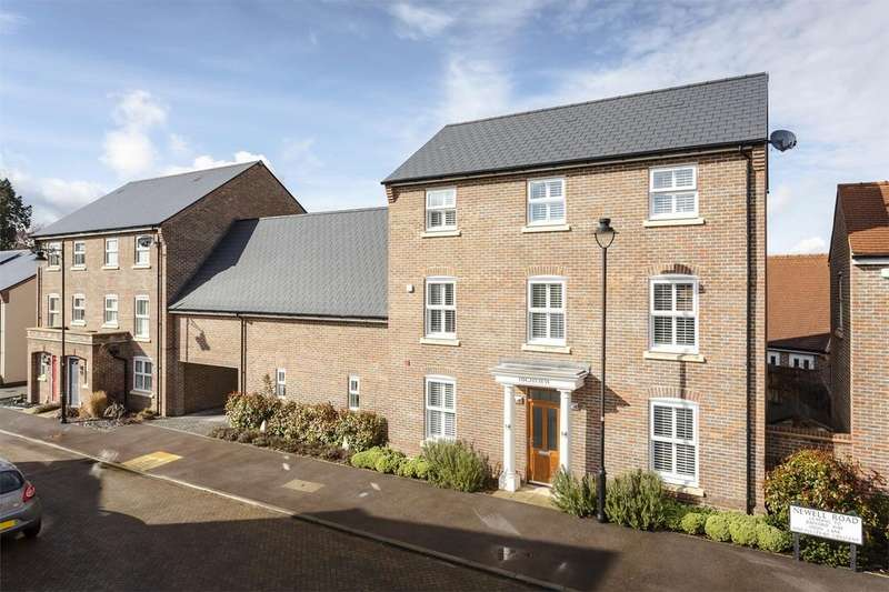 4 Bedrooms Detached House for sale in Newell Road, Stansted Mountfitchet, Essex