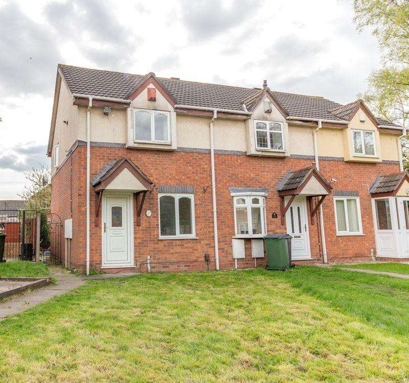 2 Bedrooms End Of Terrace House for rent in Wenyon Close, Tipton