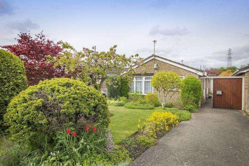 2 Bedrooms Detached Bungalow for sale in SINFIN AVENUE, SHELTON LOCK