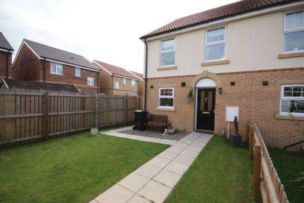 3 Bedrooms End Of Terrace House for sale in Richmond Way Moorfields Darlington