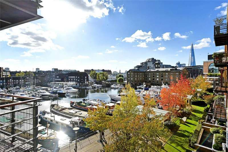 3 Bedrooms Flat for sale in Turnstone House, Star Place, London, E1W