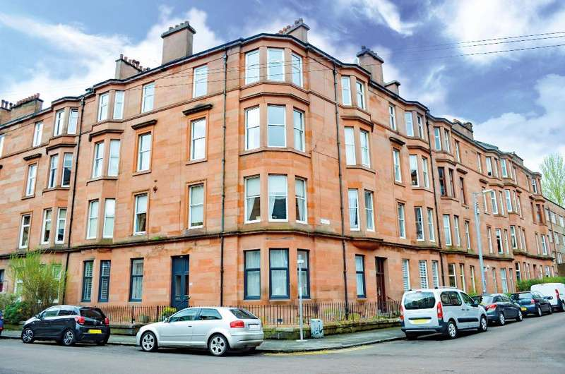 2 Bedrooms Flat for sale in Florida Street, Flat 3/1, Mount Florida, Glasgow, G42 9DW