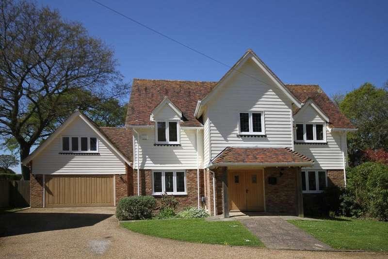 5 Bedrooms Detached House for sale in Kingwoodland Orchard