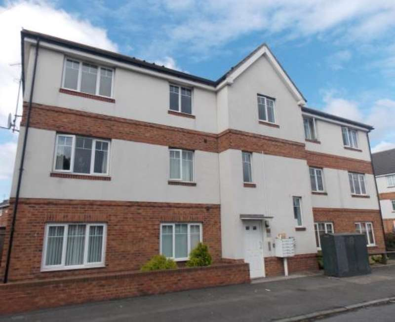 2 Bedrooms Ground Flat for sale in Crossley Apartments, Maxwell Place, Redcar, Cleveland, TS10 5AS