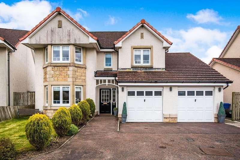 5 Bedrooms Detached House for sale in Venachar Road, Falkirk, FK1