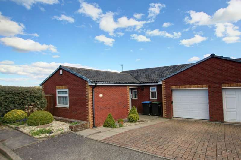 2 Bedrooms Bungalow for sale in Belgrave Avenue, Coxhoe, Durham, DH6