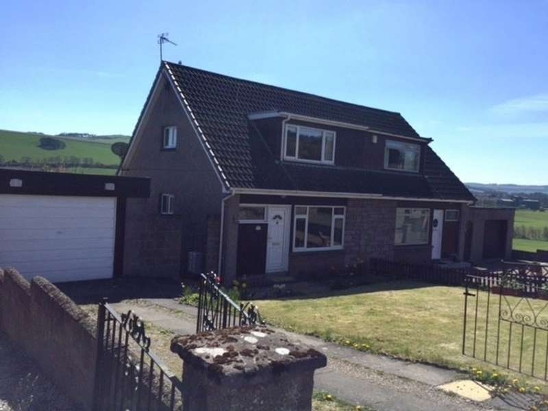 3 Bedrooms Semi Detached House for rent in Ferryfield, Cupar KY15