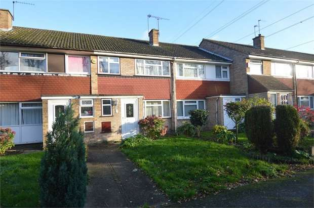 3 Bedrooms Terraced House for rent in Herongate Road, Cheshunt, Hertfordshire