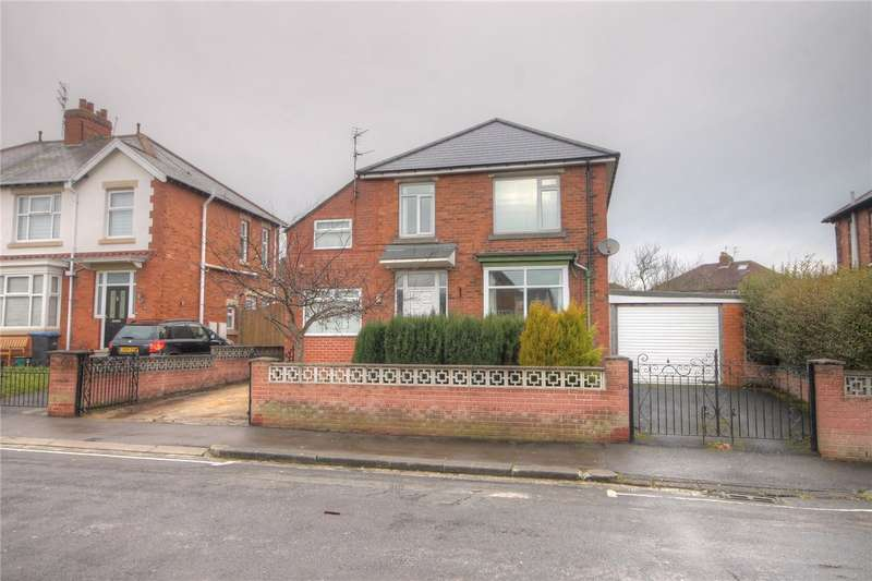 4 Bedrooms Detached House for sale in Oxford Street, Shildon, County Durham, DL4