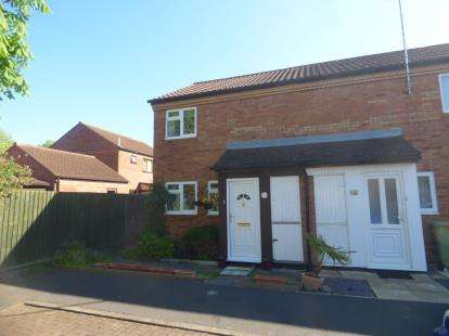 2 Bedrooms End Of Terrace House for sale in Rainsborough, Giffard Park, Milton Keynes, Bucks