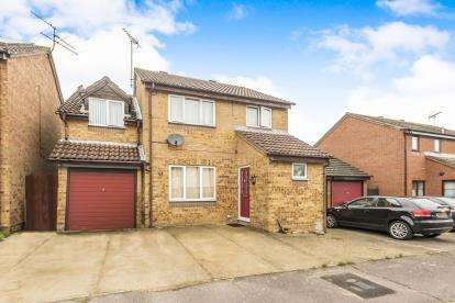 5 Bedrooms Detached House for sale in Boxfield Green, Stevenage, Hertfordshire, England