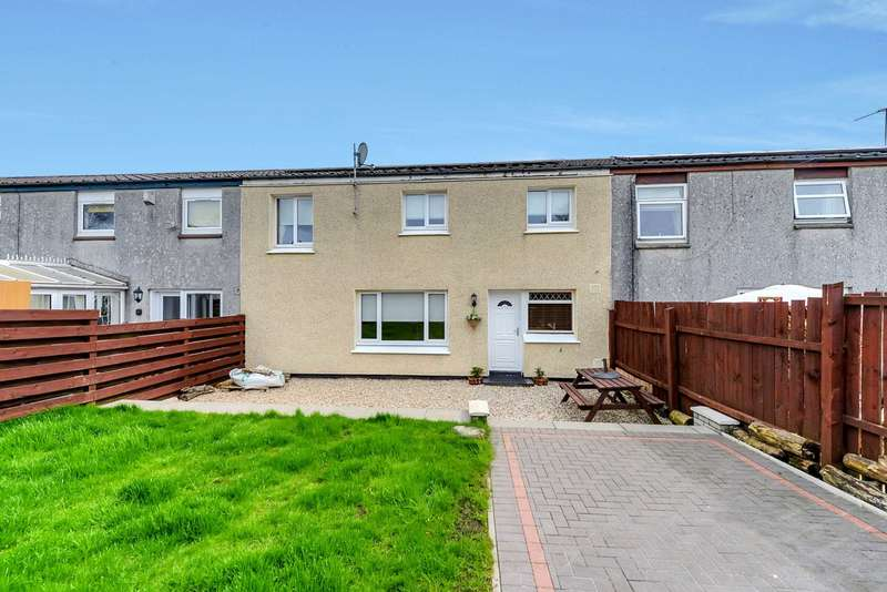 3 Bedrooms Terraced House for sale in Edmiston Drive, Linwood