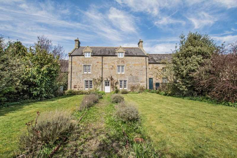5 Bedrooms Detached House for sale in West Fenwick Farm, Fenwick