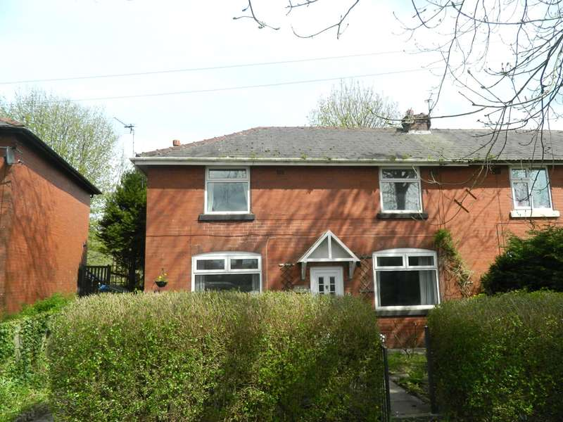 3 Bedrooms Semi Detached House for sale in Walmersley Road, Walmersley, Bury, BL9