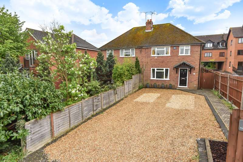 3 Bedrooms Semi Detached House for sale in Reading Road, WINNERSH, RG41