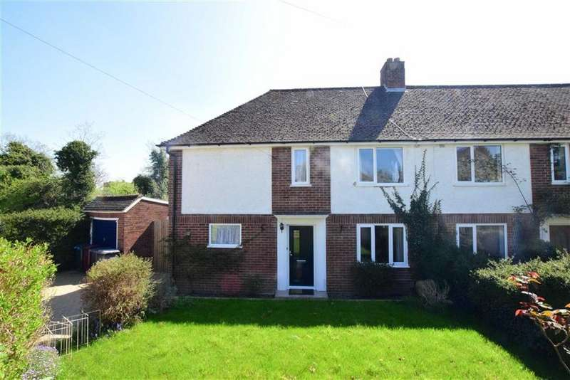 3 Bedrooms Semi Detached House for sale in Stuart Close, Emmer Green, Reading